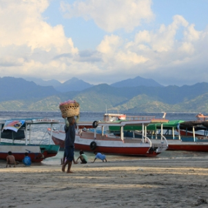 Gili Trawagan, Indonesia
