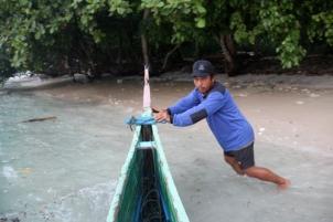 Kiluan Bay, Indonesia